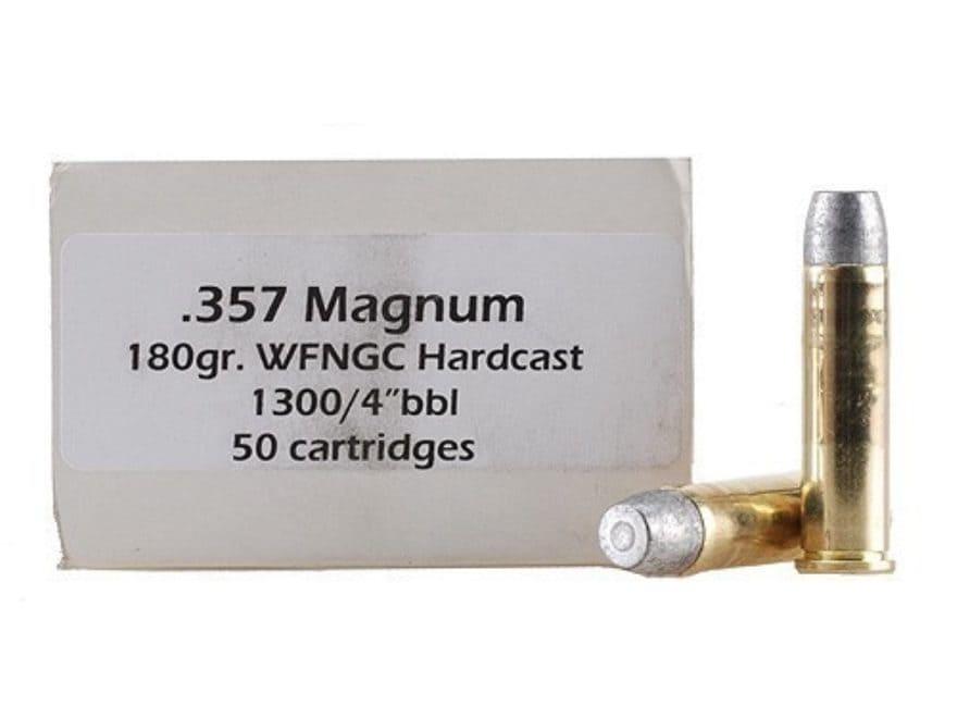 Wfngc hardcast bullets