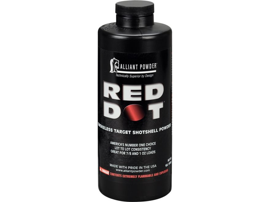 Alliant Red Dot Smokeless Gun Powder