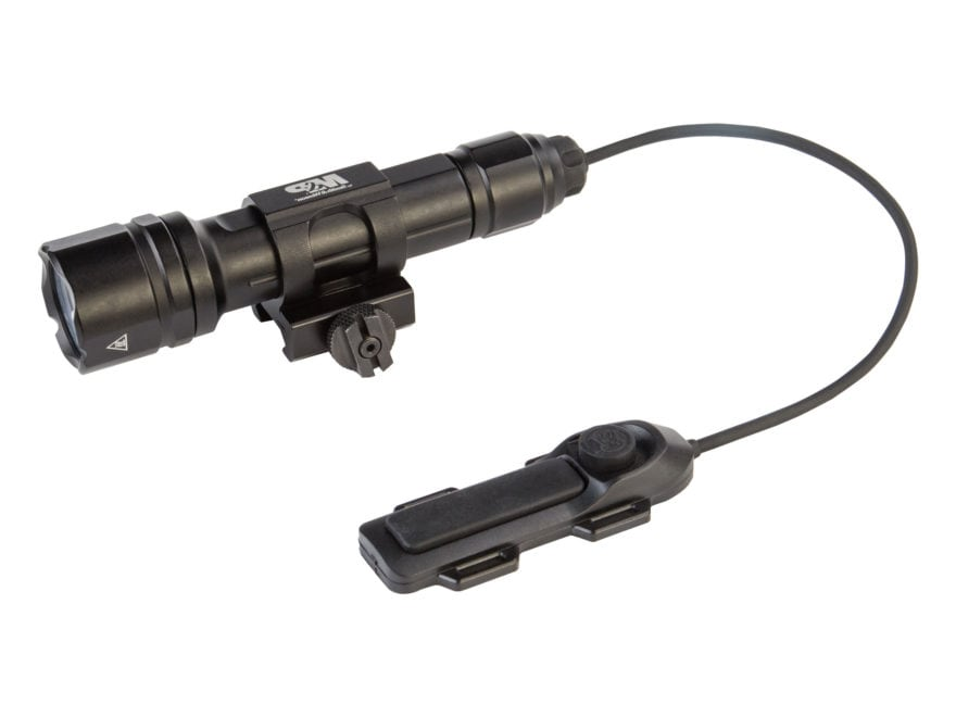 Smith & Wesson Delta Force RM-20 Weapon Light LED with Remote Switch with 2 CR123A Batt...