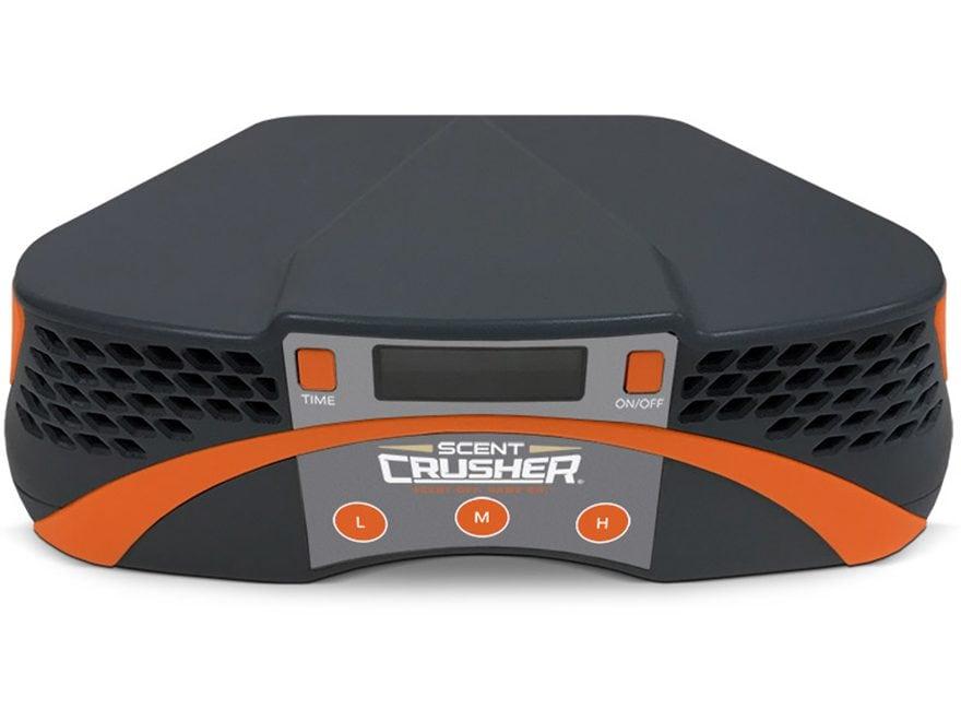 Scent Crusher Field Pro Ozone Scent Elimination Device Gray