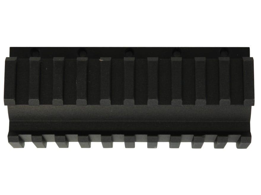 TacStar Tactical Shotgun Rail Long Aluminum Black
