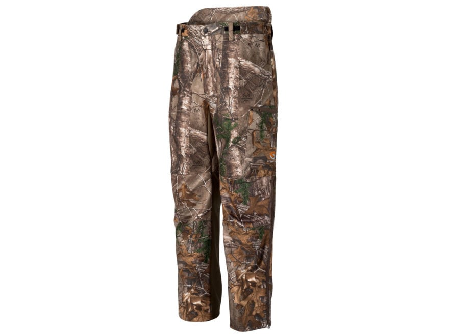 Scent-Lok Men's Scent Control Full Season Recon Pants Polyester Realtree Xtra Camo Medi...