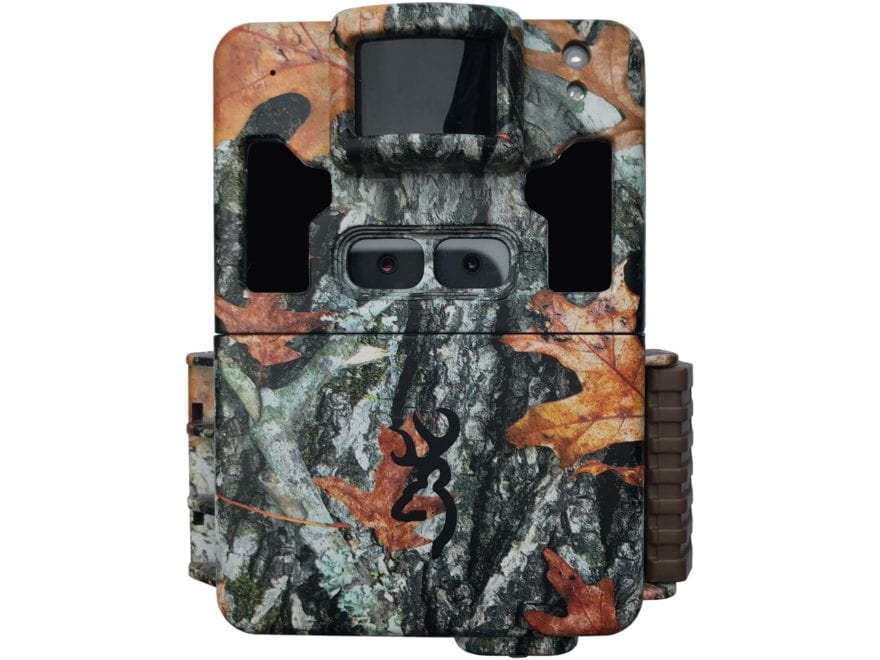 Browning Dark Ops Pro XD Dual Lens Infrared Game Camera 24 Megapixel Camo