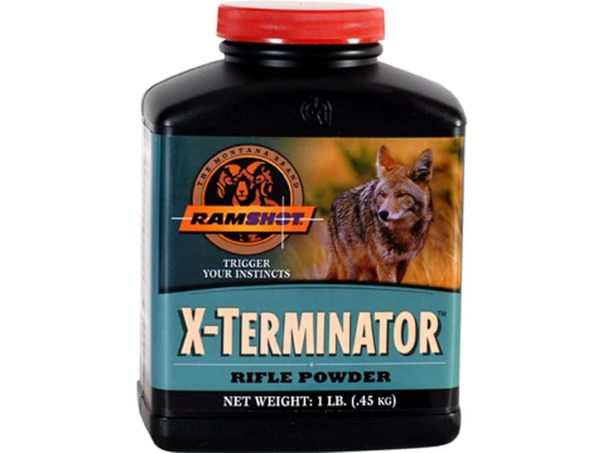 Ramshot X-Terminator Smokeless Gun Powder
