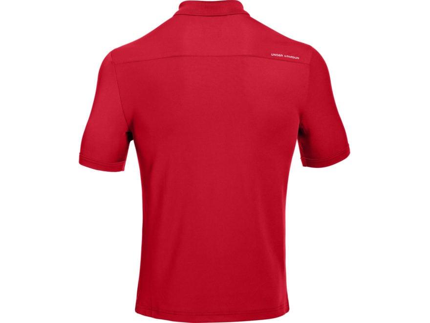 ac109fae Under Armour Men's UA Performance Polo Shirt Short Sleeve Polyester.  Alternate Image; Alternate Image ...