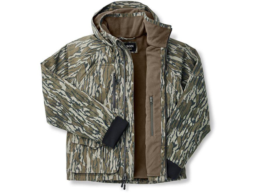 26288901a3410 Filson Men's Skagit Waterfowl Hunting Jacket Polyester. Alternate Image;  Alternate Image ...