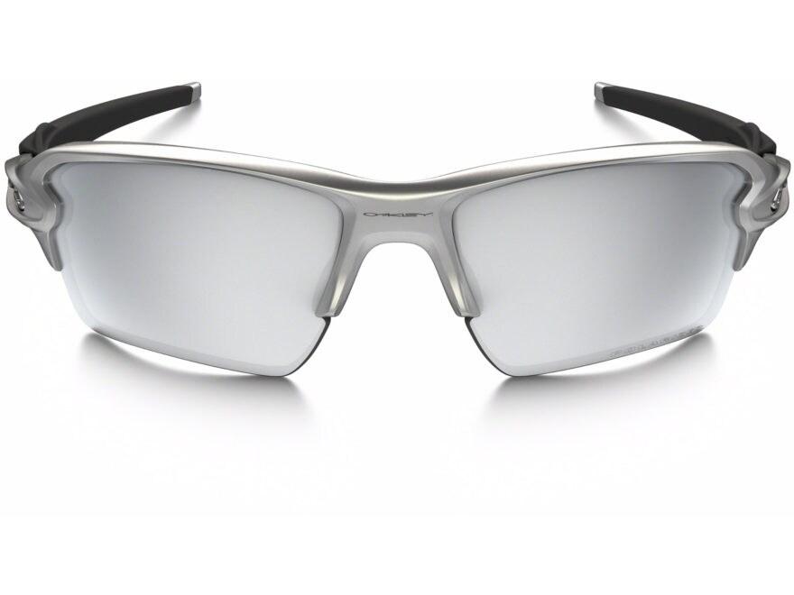 22d87722d3c Oakley Flak 2.0 XL Polarized Sunglasses Polished Silver Frame Chrome Iridium  Lens. Alternate Image  Alternate Image ...