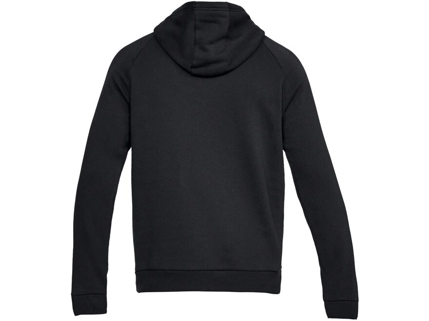 9a3741726 Under Armour Men's UA Rival Fleece PO Hoodie Cotton/Poly. Alternate Image;  Alternate Image
