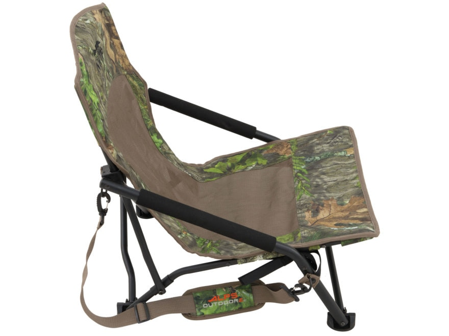 Available Color  sc 1 st  MidwayUSA & ALPS Outdoorz NWTF Vanish Turkey Chair Mossy Oak - MPN: 8418977