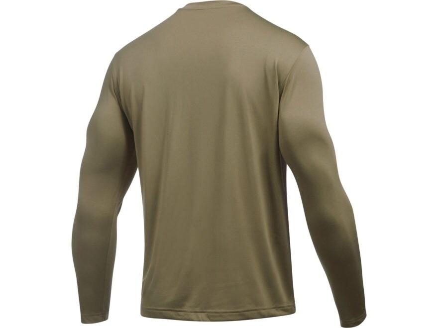 285759d3 Under Armour Men's UA Tac Tech Shirt Long Sleeve Polyester. Alternate  Image; Alternate Image