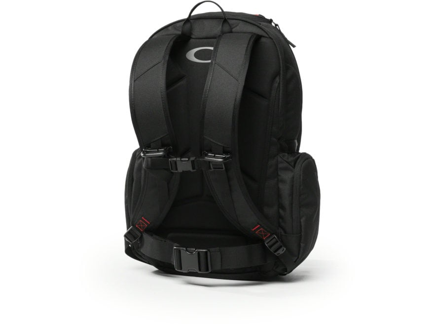 3a6be1aa1c9 Oakley Chamber Backpack Range Bag Black - MPN  92799-001