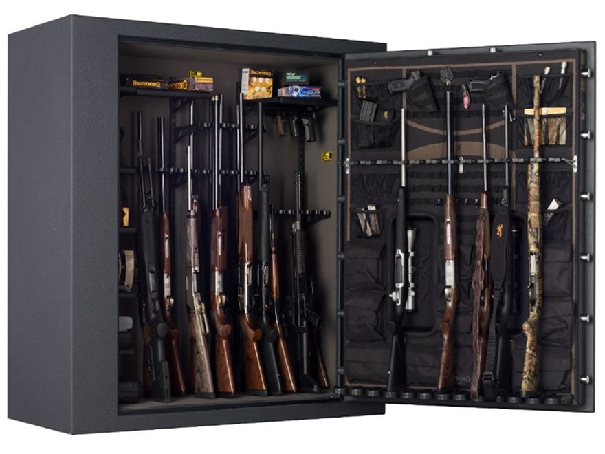 Browning Hell's Canyon Extra Wide Fire-Resistant 65 Gun Safe