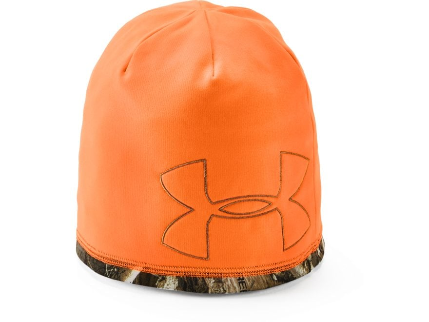 aaa38534a3e21 Under Armour UA Scent Control Reversible Beanie. Alternate Image  Alternate  Image