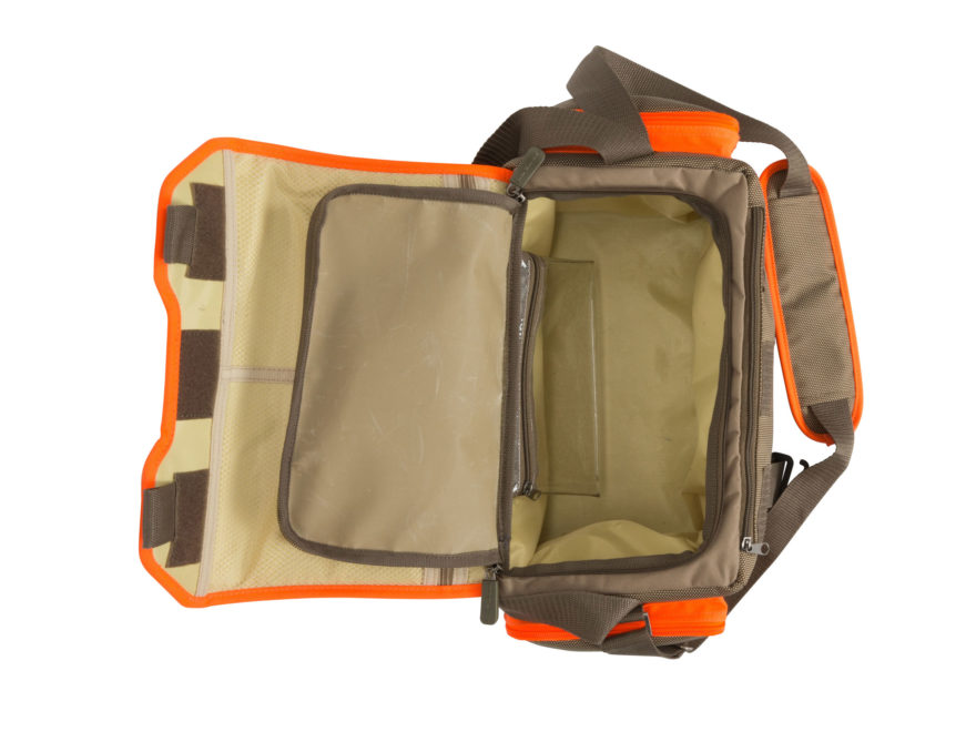 ce891c4b435c Banded Upland Hunting Bag Brown and Blaze Orange. Alternate Image   Alternate Image ...