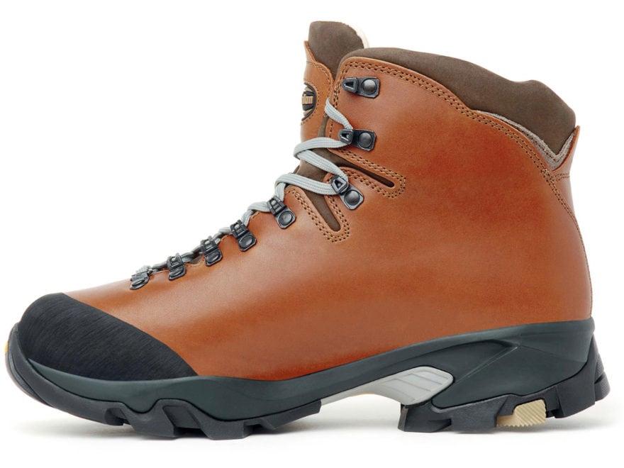 Zamberlan Vioz Lux Gtx Rr 6 Gore Tex Hunting Boots Leather Waxed Brick