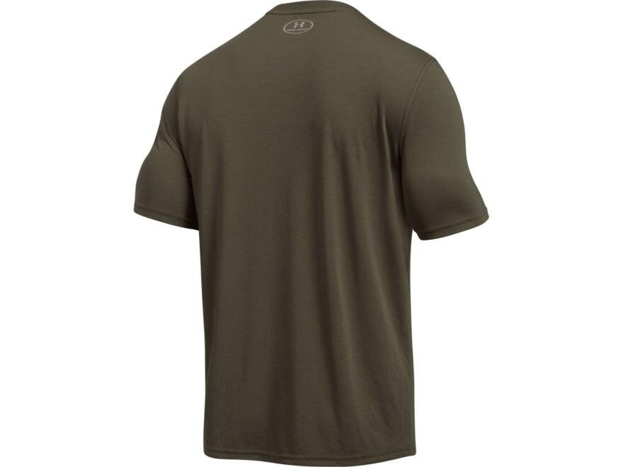 517234e7 Under Armour Men's UA Freedom Threadborne Siro Short Sleeve T-Shirt  Polyester. Alternate Image; Alternate Image