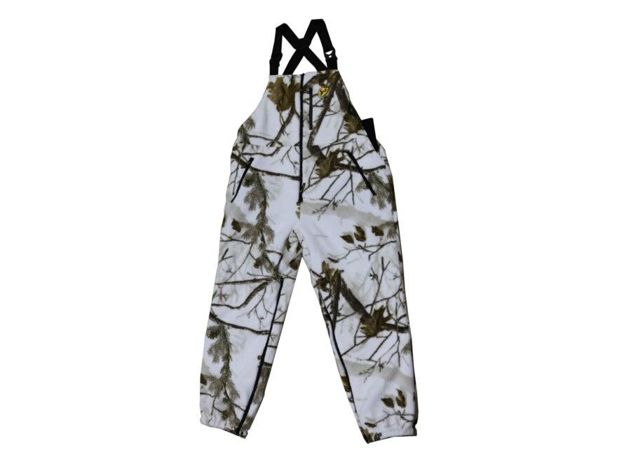 4ff870228b626 ScentBlocker Men's Switchback Reversible Bibs Polyester Fleece