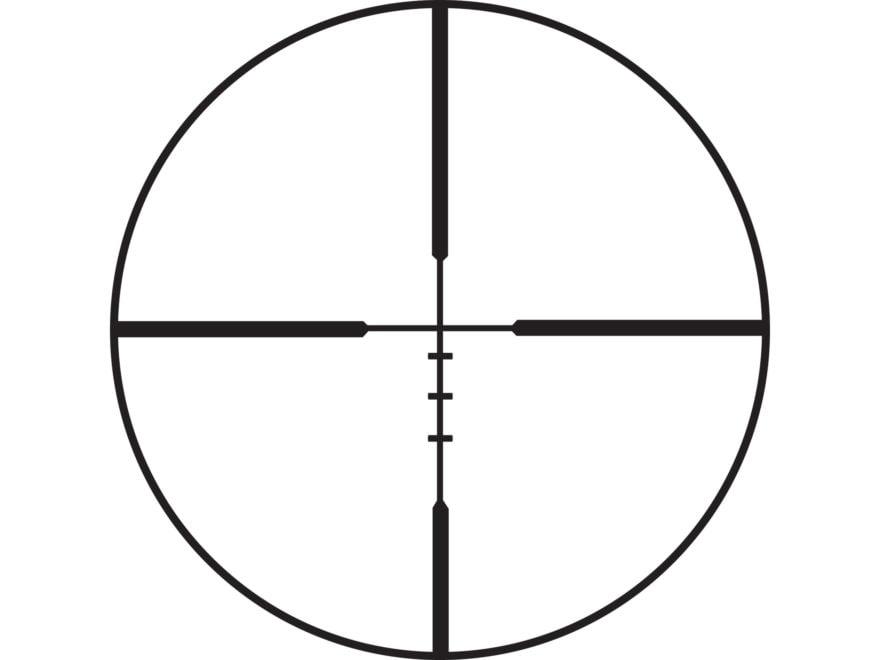Burris Scout Rifle Scope 2 7x 32mm Ballistic Plex Mpn 200261