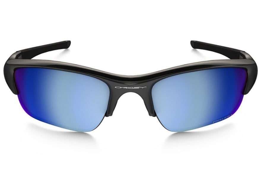 486c67ebc86 Oakley Flak Jacket XLJ Polarized Sunglasses Polished Black Frame Prizm Deep  Water Lens. Alternate Image  Alternate Image ...
