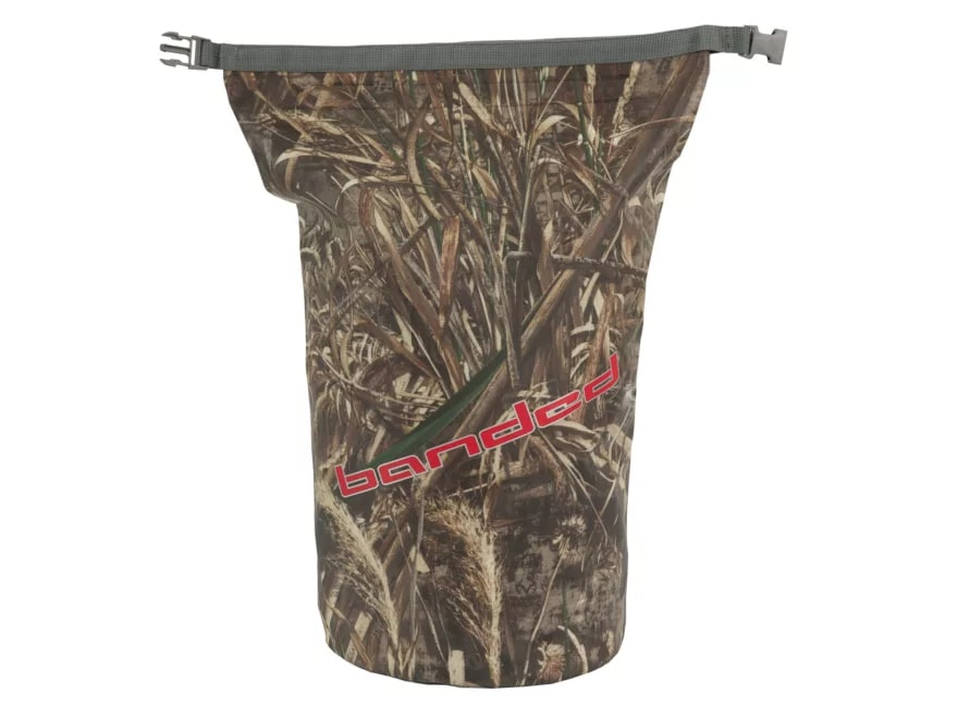 6e8df059dd2b Banded Arc Welded Dry Bag 900D Armor Coated Mossy Oak - MPN  B08081