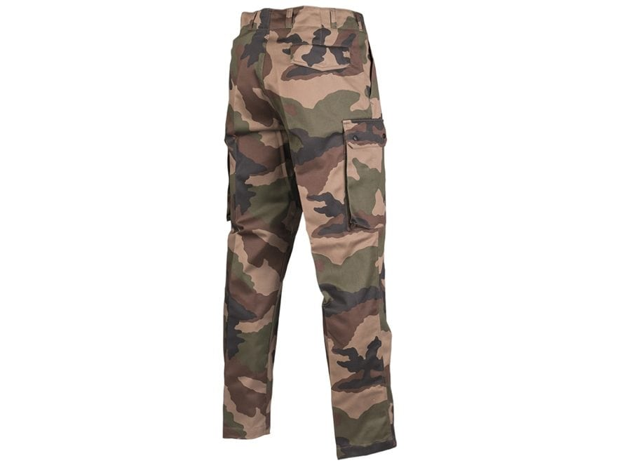 4783f7ccf7855 Military Surplus French F2 Pants CCE Camo. Alternate Image; Alternate Image