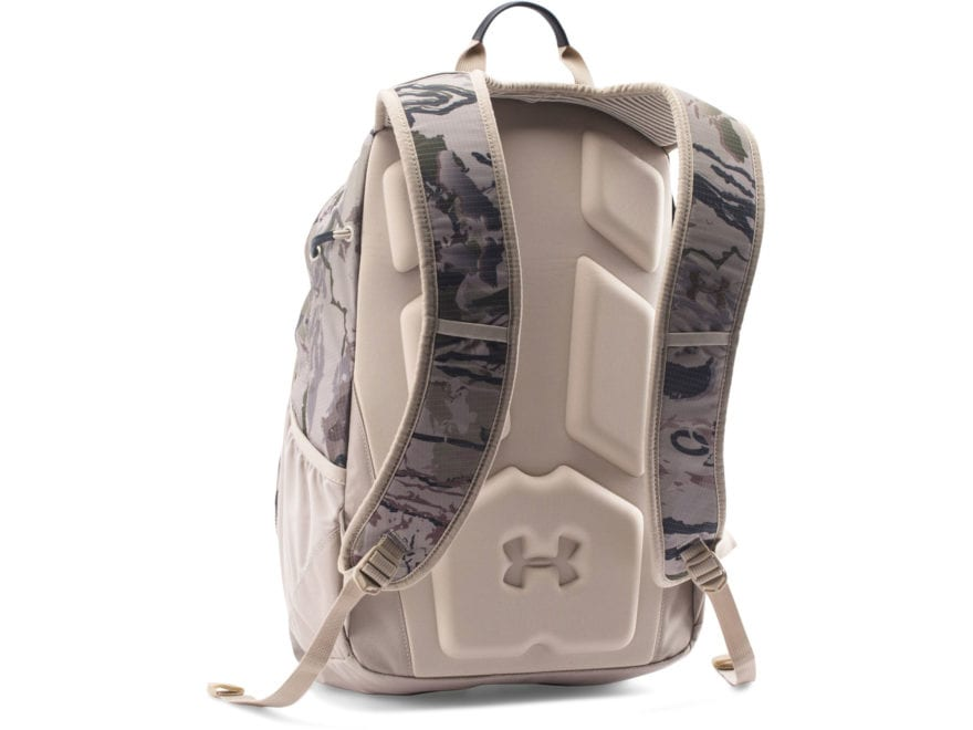 a30c62357d Under Armour UA Ridge Reaper Day Backpack Polyester and Nylon Ripstop Ridge  Reaper Barr.. Alternate Image  Alternate Image