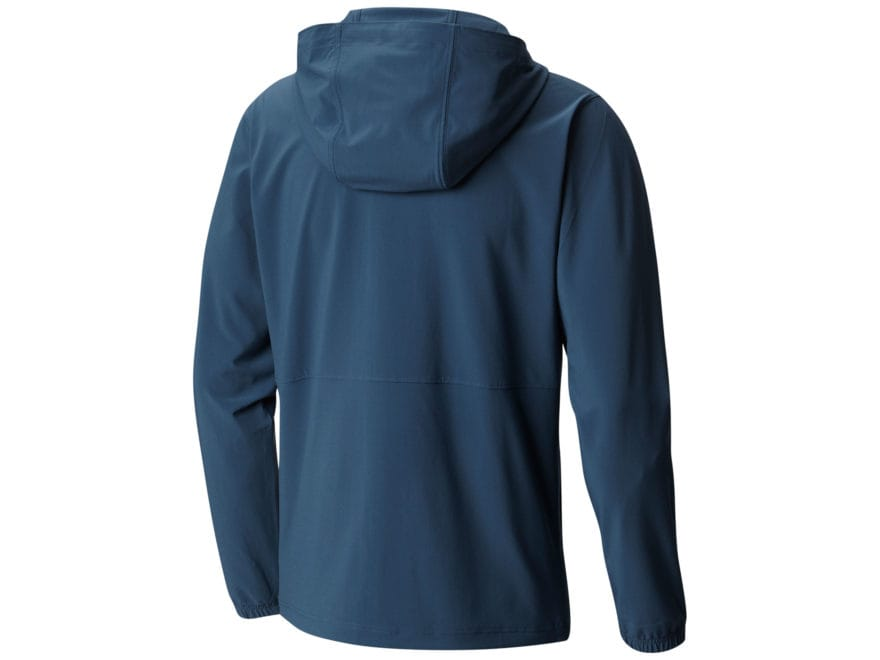 84ca3292b Columbia Men's Outdoor Elements Full-Zip Hoodie Polyester/Elastane