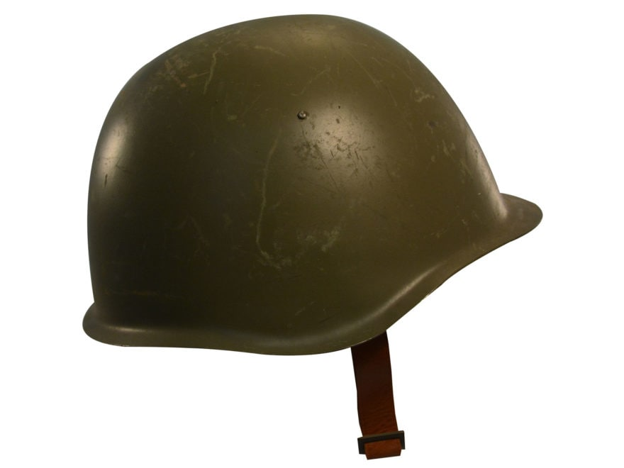 2f46046f89aef Military Surplus Czech M52 Helmet Grade 2 Steel