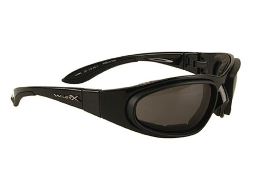 5b3b2c8b249 Wiley X SG-1 Tactical Goggles Controlled Ventilation Clear Smoke