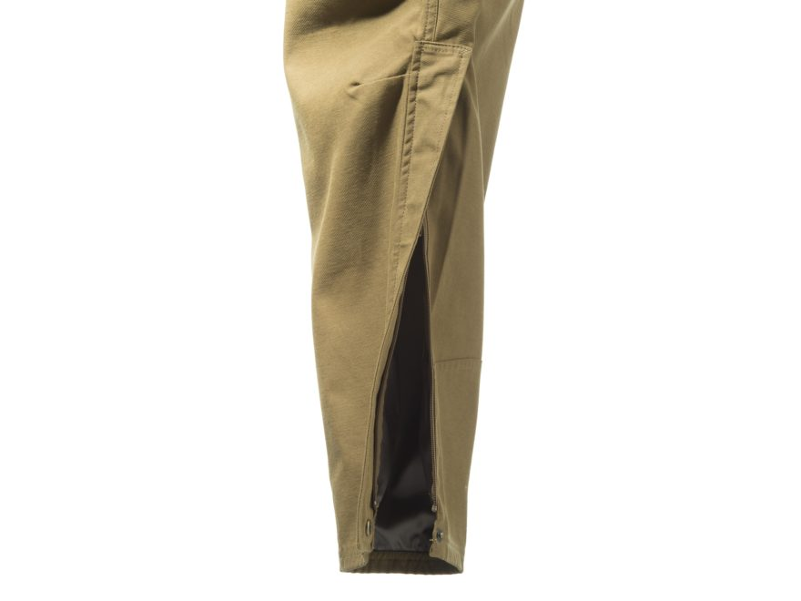 100398f0d5f99 Beretta Men's Covey Waxed Upland Chaps Cotton/Nylon Hunting Brown Size