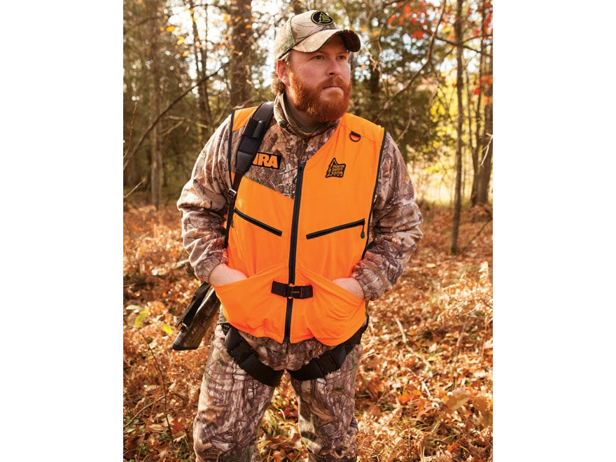 eebffe5ef433a Hunter Safety System Patriot Reversible Treestand Safety Harness Realtree  Xtra Camo/Bla... Alternate Image; Alternate Image; Alternate Image ...