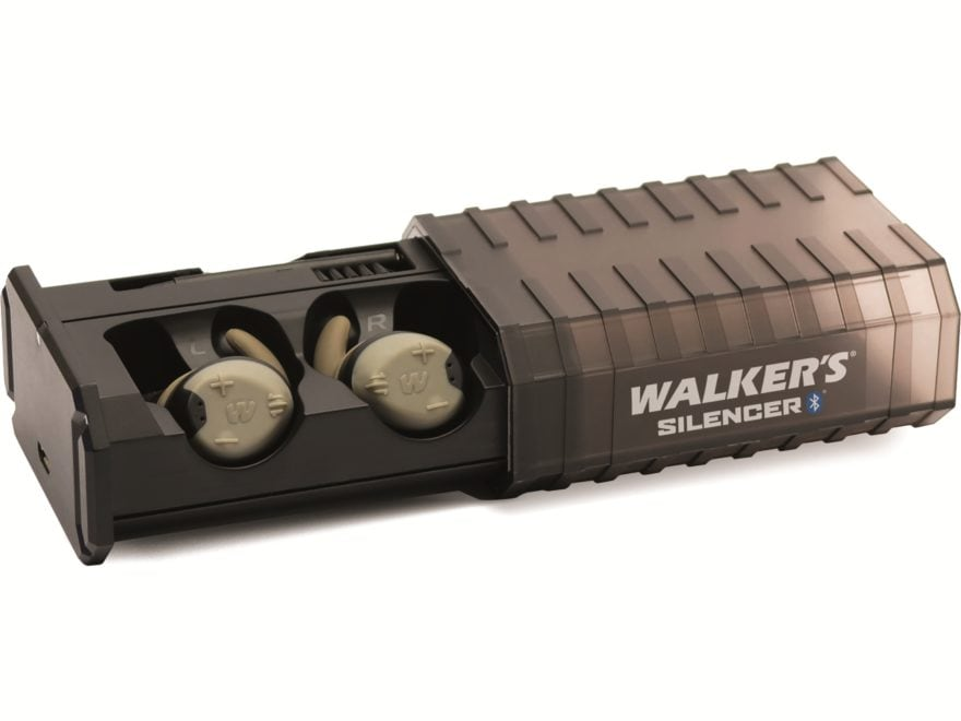 9b6d7b10e39 Walker's Silencer Bluetooth Electronic Ear Plugs (NRR 23dB) Pair. Alternate  Image; Alternate Image; Alternate Image ...