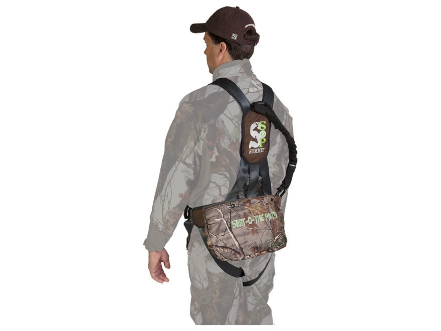 Summit Seat O The Pants Sts Pro Treestand Safety Harness