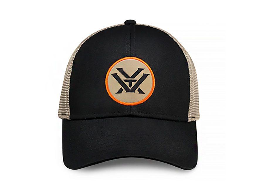 68d44d99 Vortex Optics Badge Cap Black/Tan