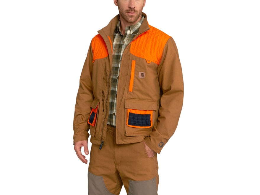 6bd560383ea92 Carhartt Men's Lightweight Upland Field Jacket Cotton/Polyester