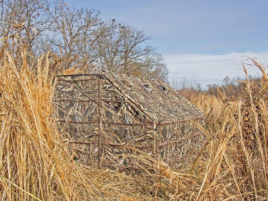 blinds avian review house frame duck xa bean waterfowl blind youtube l watch