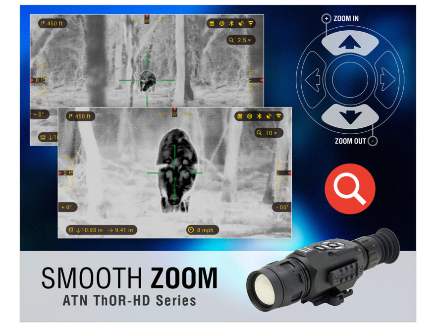 DRIVERS ATN THOR-HD 384 4.5-18X SCOPE