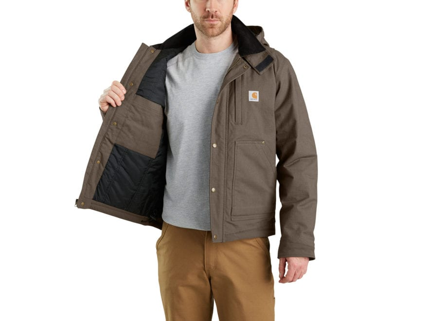04e7f9fda Carhartt Men's Full Swing Steel Midweight Jacket