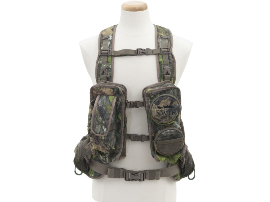 16cc36b21c9ff ALPS Outdoorz NWTF Long Spur Turkey Vest Mossy Oak Obsession Camo.  Alternate Image; Alternate Image; Alternate Image; Alternate Image ...