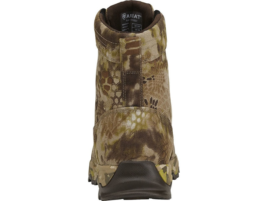 c3f07b73f0086 Ariat FPS 7 H2O Waterproof 400 Gram Insulated Hunting Boots Nylon