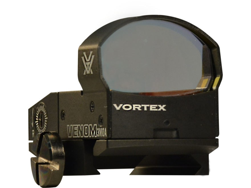 Vortex Optics Venom Red Dot Sight 1x 3 Moa Dot Picatinny Mount Matte