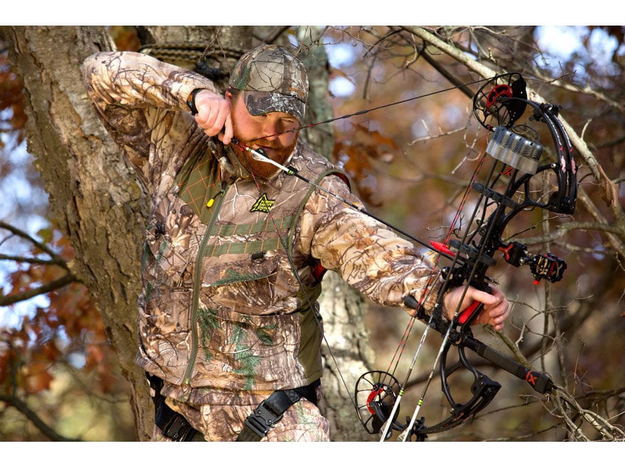 35aef9238fff9 Hunter Safety System Patriot Reversible Treestand Safety Harness
