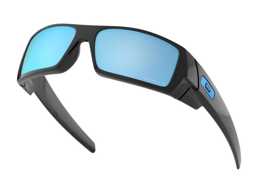 85d6db99d8894 Oakley Gascan Polarized Sunglasses Polished Black Frame Prizm Deep