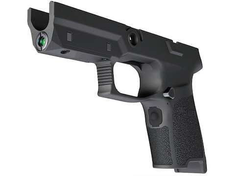Sig Sauer LIMA320 Laser Grip Module Assembly Sig P320, P250 9mm Luger, 357  Sig, 40 S&W Compact Medium Black