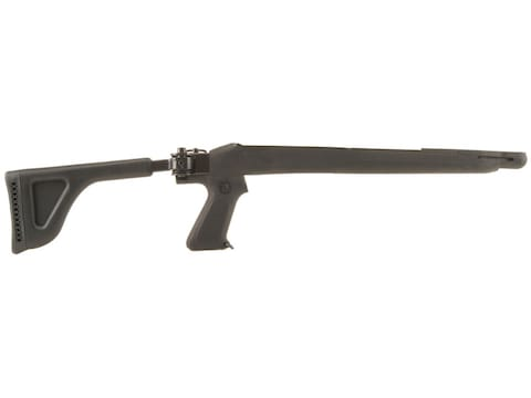 Choate Side Folding Stock M1 Carbine Steel and Synthetic Black