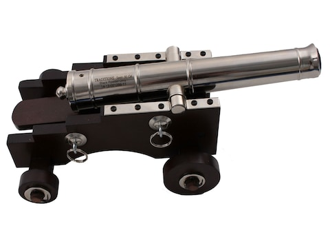 Traditions Mini Old Ironsides Black Powder Cannon Kit 50 Caliber 9