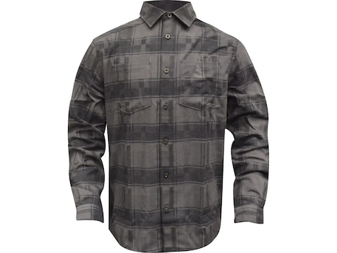 2018 shoes how to purchase greatvarieties Under Armour Men's UA Borderland STR Flannel Shirt Long Sleeve Charged  Cotton