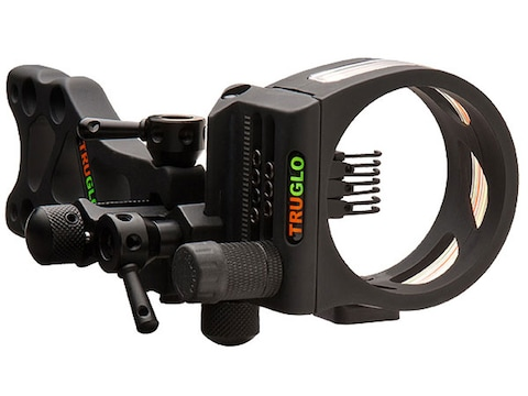 TRUGLO TSX Pro Micro-Adjust 7-Pin Bow Sight  019