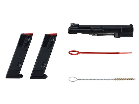 CZ Kadet Conversion Kit with Adjustable Sights CZ 75, 85 22 Long Rifle with  10-Round Magazine Matte