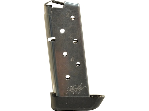 Kimber Magazine Kimber Micro 9mm Luger Stainless Steel